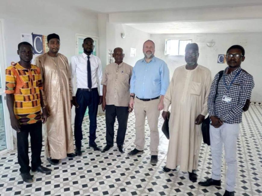 Tchad : l'OIM mène des consultations contre l'extrémisme et la radicalisation. © CEDPE