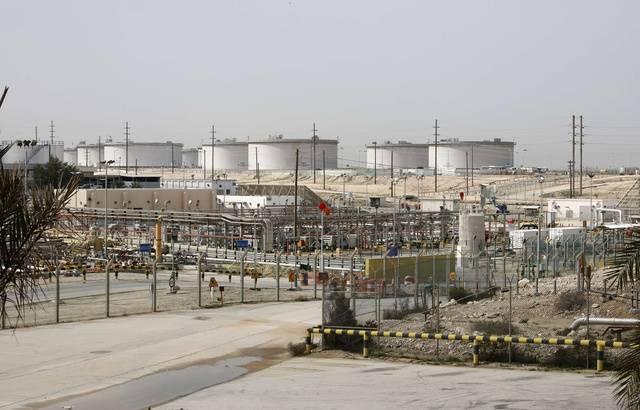 Des installations pétrolières en Arabie Saoudite (Illustration). — ERIC DESSONS/JDD/SIPA