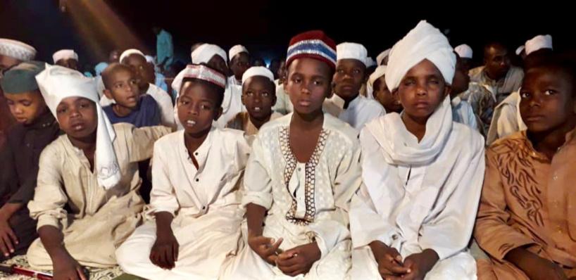 Tchad : des milliers de civils réunis ce soir à Abéché. © Alwihda Info