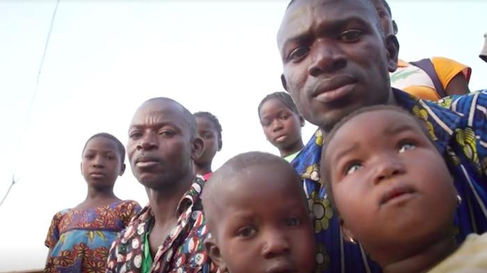 Olleo, Côte d'Ivoire. © Reuters/HCR
