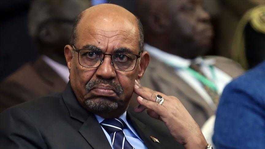 L'ancien président soudanais, Hassan Omar El Béchir. © DR