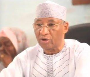 Le gouverneur de la province du Logone Occidental, Dago Yacouba. © Alwihda Info