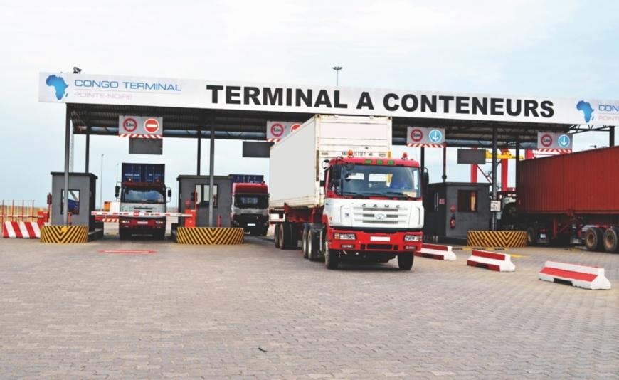 Congo Terminal : plus de 900.000 conteneurs à manipuler en 2019