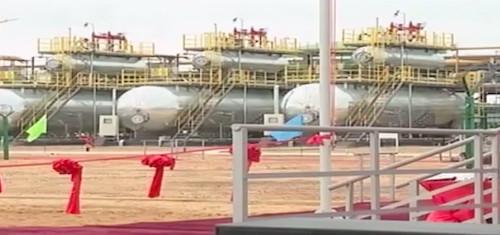 Le Tchad inaugure une nouvelle vanne de pétrole