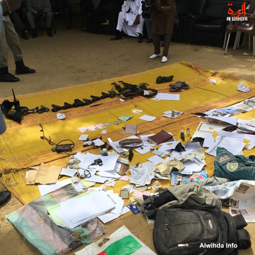 Tchad : la police met la main sur 17 malfrats. © Alwihda Info
