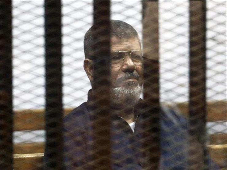 Décès du président déchu Mohammed Morsi au tribunal. © DR