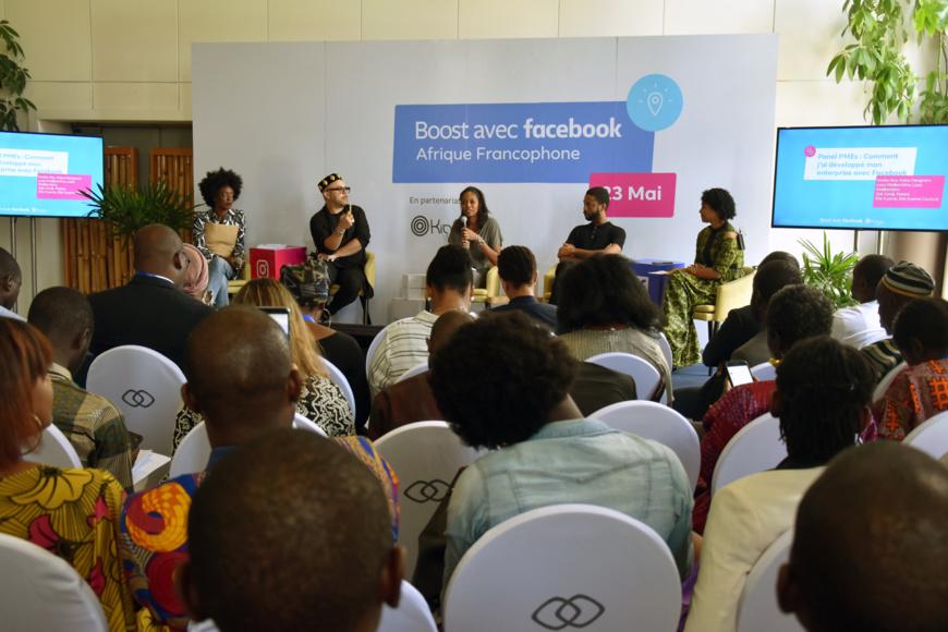 Afrique francophone : Facebook lance à l'endroit des PME, un programme de développement des outils du marketing digital