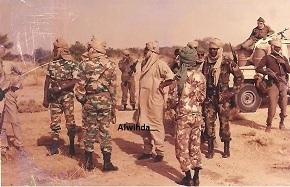 TCHAD-MOUSSORO : L'ARMEE DE DEMAIN SERA T-ELLE UN GAGE POUR NOTRE DEVELOPPENT NATIONAL