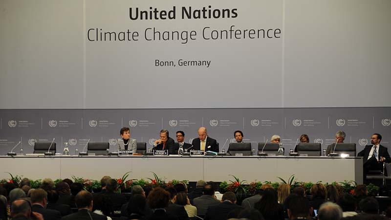 """Backsliding by G20 countries on climate commitments is """"unacceptable"""""""