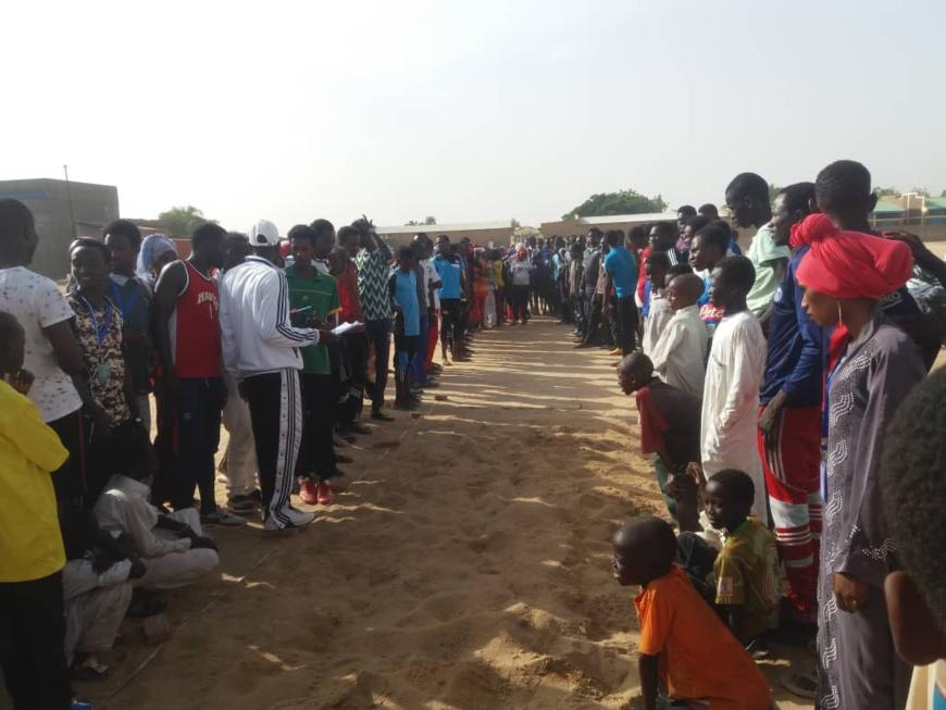 Tchad : en province, les épreuves du baccalauréat prennent fin avec l'EPS. © Alwihda Info