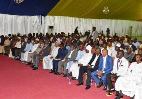 Tchad : Déby reçoit les politiques et annonce le paiement des subventions des partis