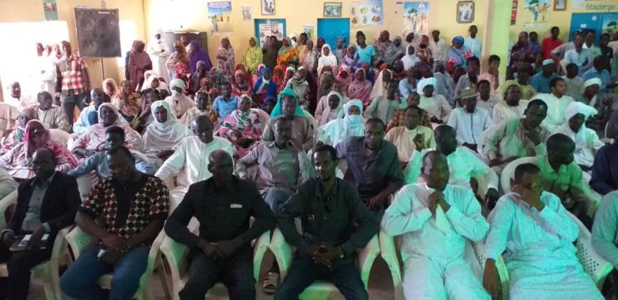 Tchad : les jeunes de Batha pour la paix et la lutte contre la migration clandestine