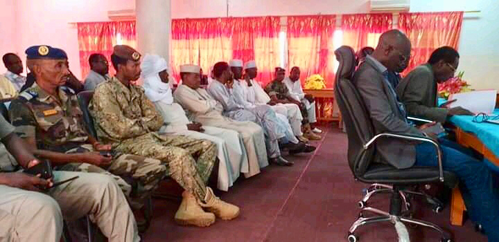 Tchad : inauguration de la fibre optique à Abéché