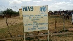 Journée de sensibilisation des réfugiés et populations sur le mouvement régulier mixte dans le Hadjar Hadid, le 12 juillet 2019. Tchad. ©Alwihda Info