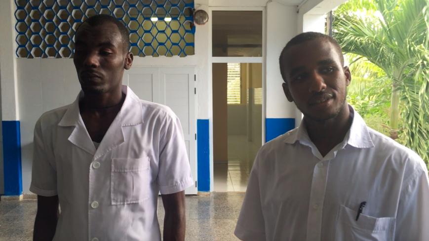 Des étudiants tchadiens à Cuba. © Alwihda Info