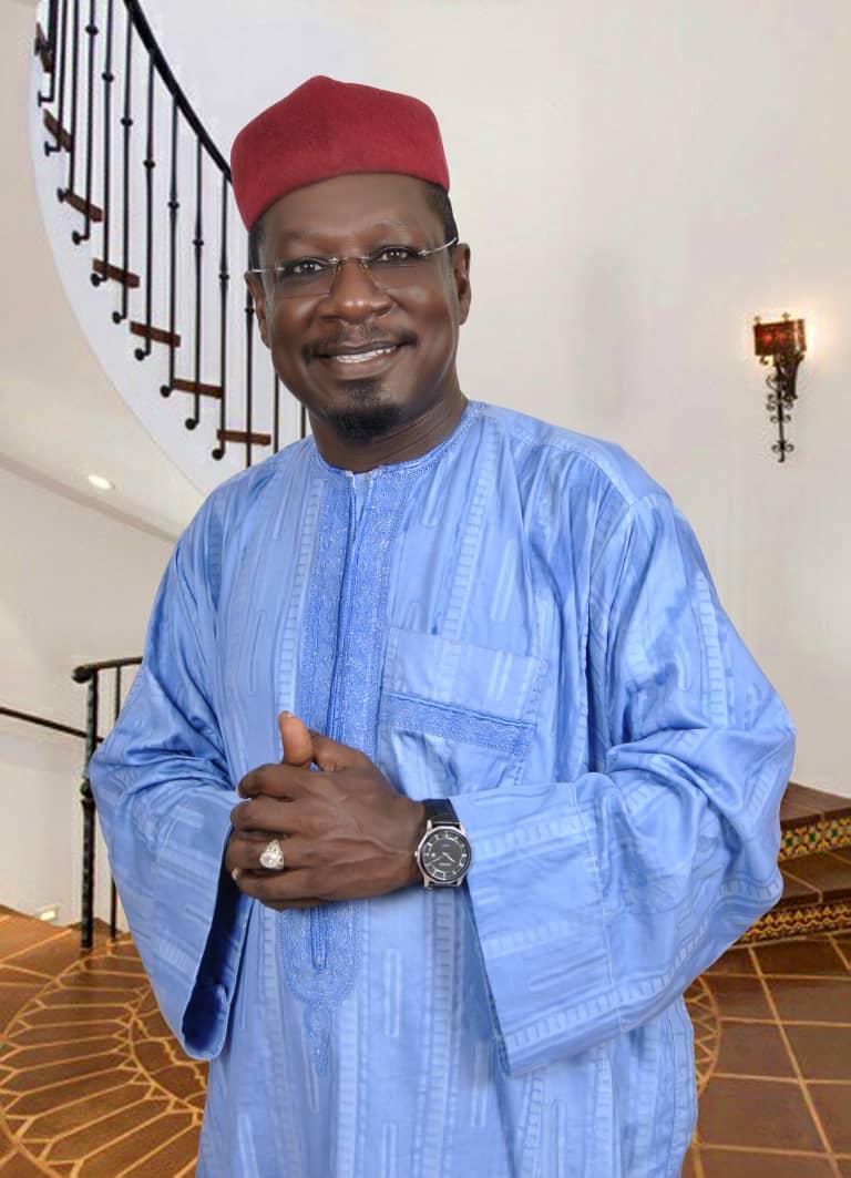 Tchad : Dr Attié Djouid Djar-alnabi, poète et défenseur de la non-violence.