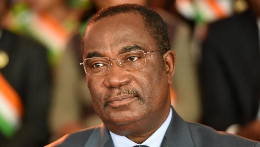 Le Premier ministre du Togo, Komi Selom Klassou. © AFP PHOTO / SIA KAMBOU