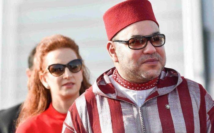 Le Roi du Maroc et Lalla Salma démentent fermement les graves assertions colportées par « Gala ». © DR