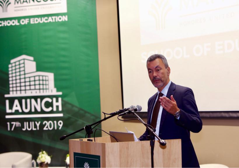 La MANCOSA School of Education fait évoluer la qualité des formations sur le continent africain