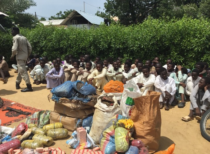 Tchad : des trafiquants de drogue, d'être humains et d'armes arrêtés. © Alwihda Info