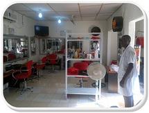Salon de coiffure Canchad. Crédits photos : Alwihda