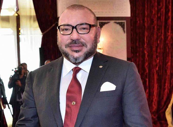 Le Roi Mohammed VI du Maroc. © DR