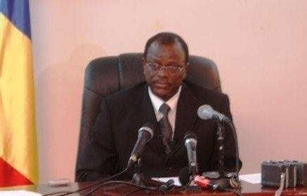 Le Chef du gouvernement, Emmanuel Nadingar. Crédits photos : Pr.