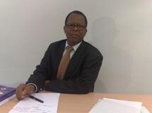 Le SG de UFDG France, Abdoulaye-Baïlo DIALLO