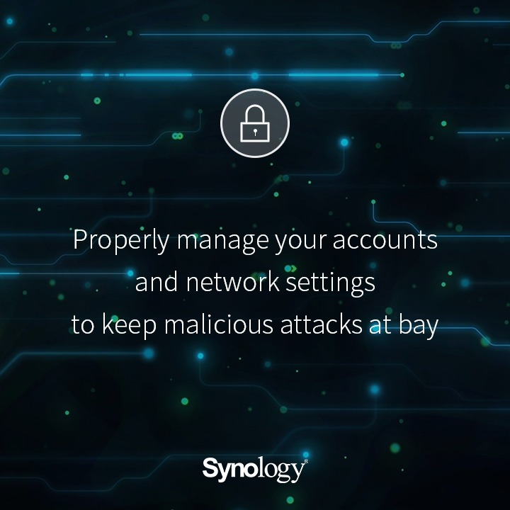 SynologyR urges all users to take immediate action to protect data from ransomware attack