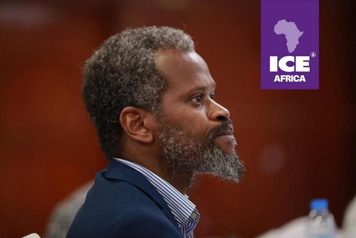 Pic: John Kamara, director of Digital Growth & Development (Africa), Global Gaming Africa, Ice Africa Ambassador.