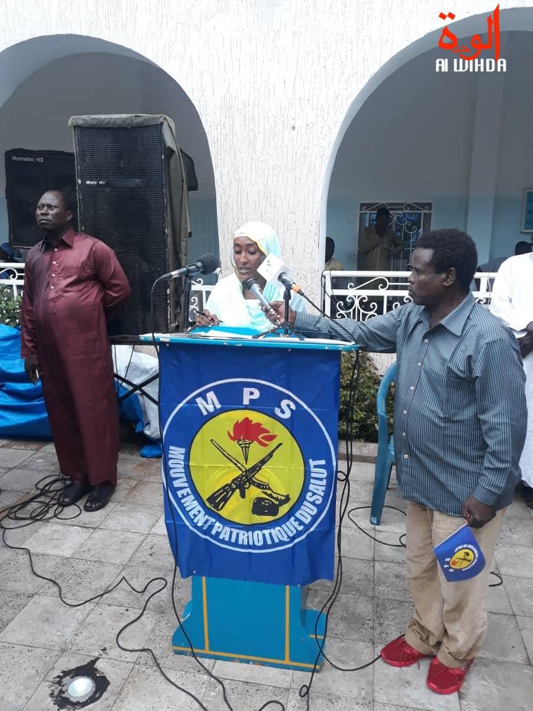 Tchad : le MPS et les partis alliés célèbrent l'an 3 du mandat présidentiel. © Alwihda Info