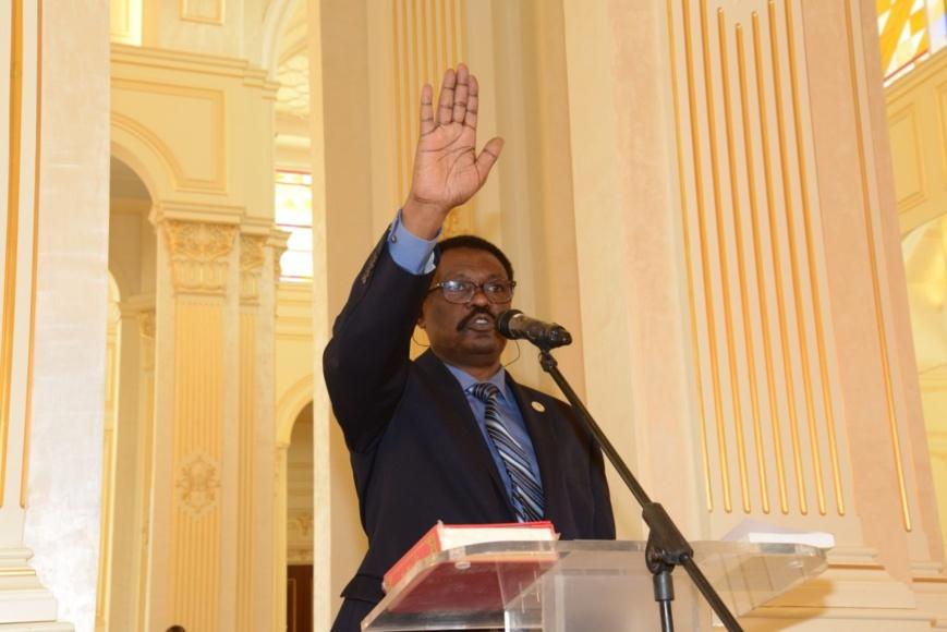 Tchad : prestation de serment de deux nouveaux ministres
