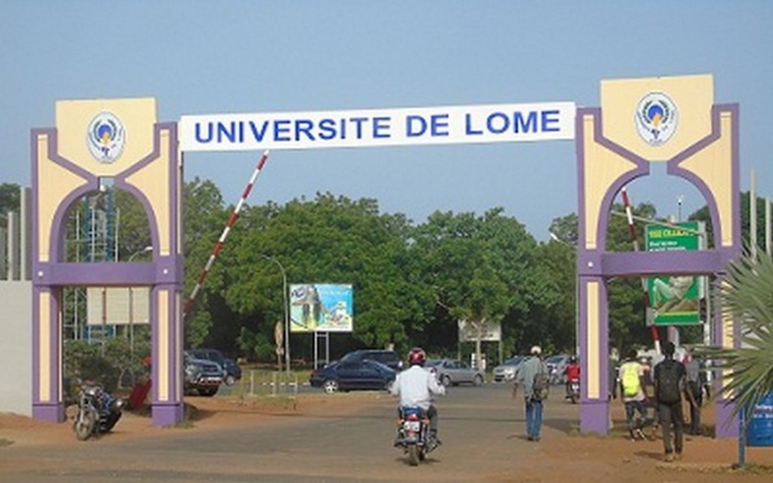 L'Université de Lomé. © DR