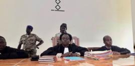 """Tchad : """"il faut beaucoup de courage pour conserver sa vocation de magistrat jusqu'au bout"""". © Alwihda Info"""