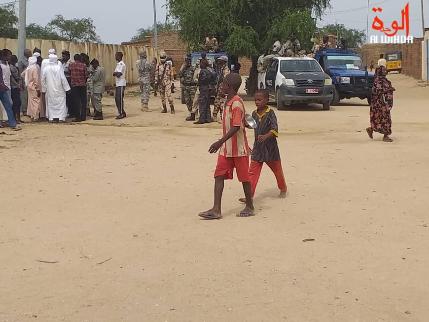 Tchad : le Palais Royal du Ouaddaï encerclé par les forces de sécurité
