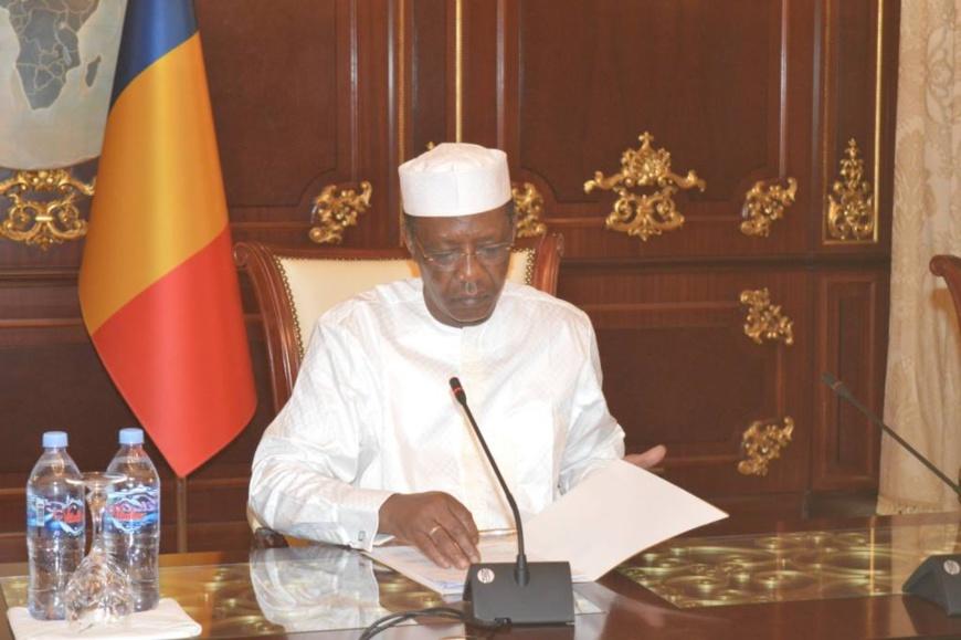 Tchad : Idriss Déby dénonce la violation systématique du serment confessionnel. © PR