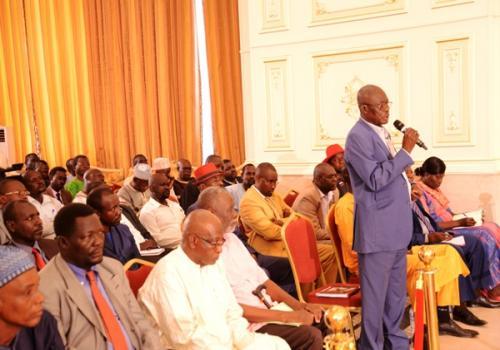 Tchad : décret de désignation des membres du CNDP