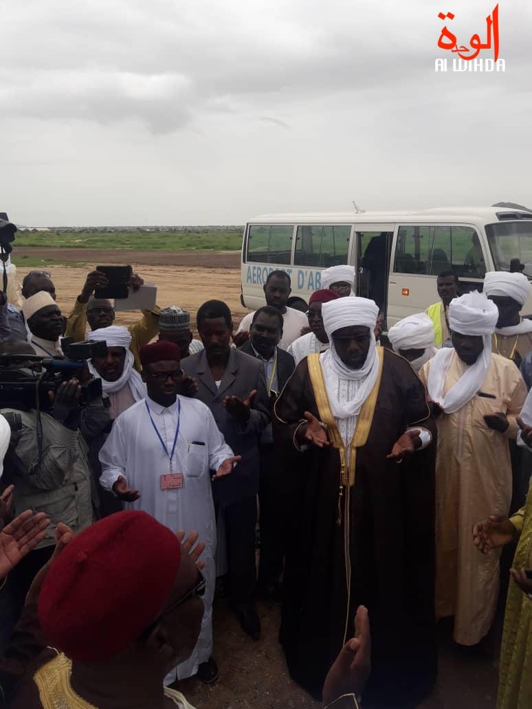 Tchad : le sultan Chérif Abdelhadi appelle à éviter la médisance. © Alwihda Info