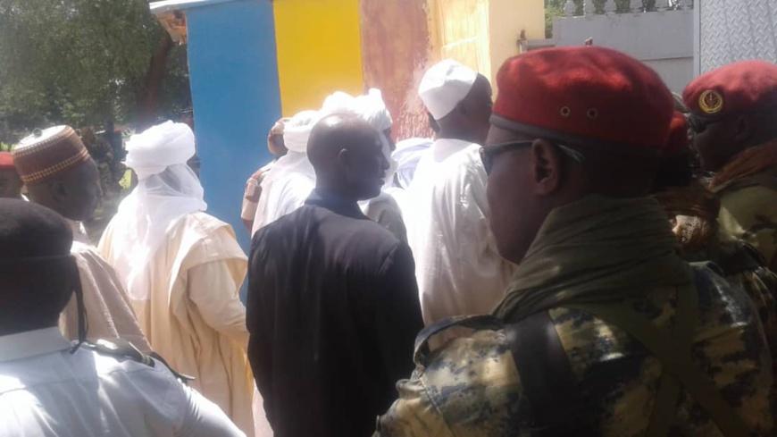Tchad : le président Idriss Déby est arrivé à Goz Beida. © Alwihda Info