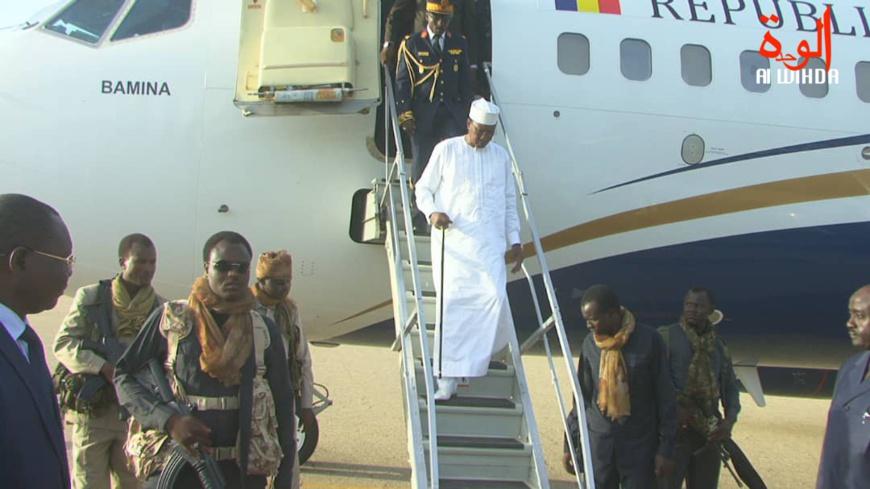 Tchad : ce que le président Déby a déclaré lors de sa visite express au Sila. ©Alwihda Info