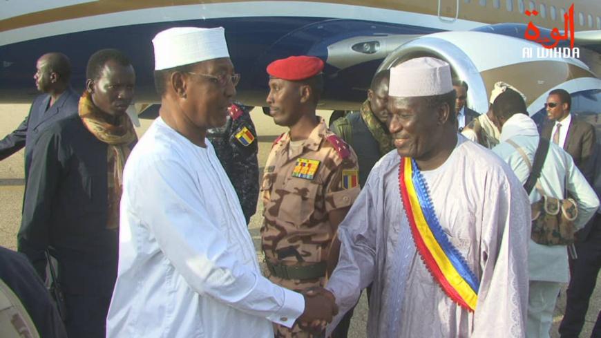 Tchad : Idriss Déby rencontre les responsables provinciaux du Ouaddaï. © Alwihda Info