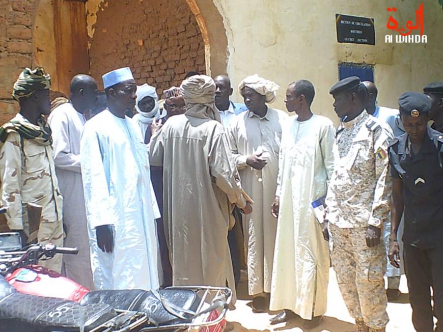 Tchad : porte à porte et rafle de motos à Goz Beida, les civils désemparés. © Alwihda Info