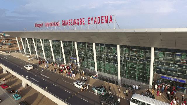 Le trafic de passagers à l'aéroport de Lomé en hausse de 6,7% au premier trimestre 2019. © DR