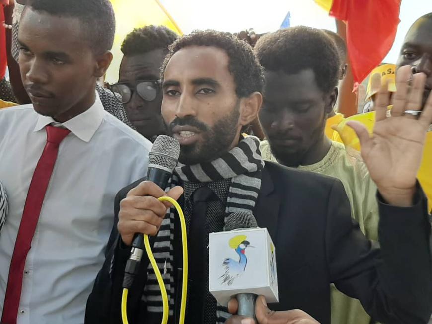 """Tchad : """"ceux-là étaient silencieux quand les gens s'entretuaient à l'Est"""" (CASAC)"""