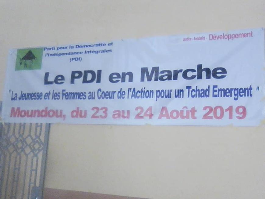 """Tchad : le PDI de Lydie Beassemda propose des forums """"Justice et réconciliation"""". © Alwihda Info"""