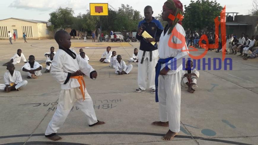 Tchad : la pratique du sport pour réduire la tension, la goutte et le rhumatisme. © Alwihda Info