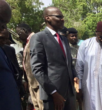 Tchad : le directeur de la police nationale Ousmane Bassy Lougma remplacé par décret. ©Alwihda Info