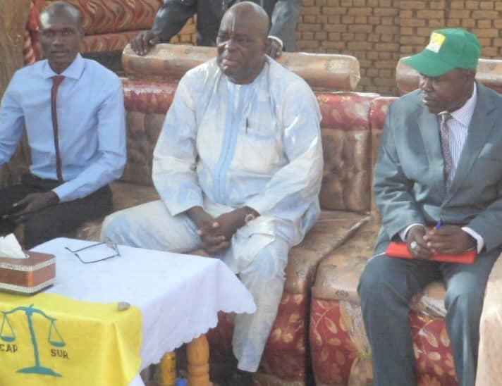 Tchad : le SG provincial Ouaddaï du CAP-SUR claque la porte. © DR