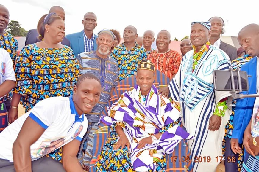 Côte d'Ivoire/Mutuelle pour le développement de Kéibly (Bloléquin) : « C'est un outil de cohésion et de rapprochement… », affirme  Douho Donald