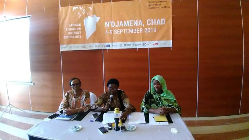 Tchad : une formation sur la gouvernance de l'internet. ©Alwihda Info